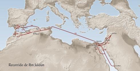 ruta ibn jaldn fundacin el legado andalus