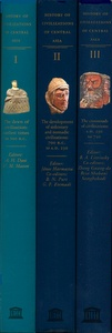 History of Civilizations of  Central Asia. Volume I - III. Paris: UNESCO Publishing 1992 -1996.