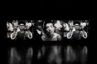 Chen Chieh-jen Lingchi, Taiwan : Echoes of a Historical Photograph, 2002 - Three-Channel Video Installation